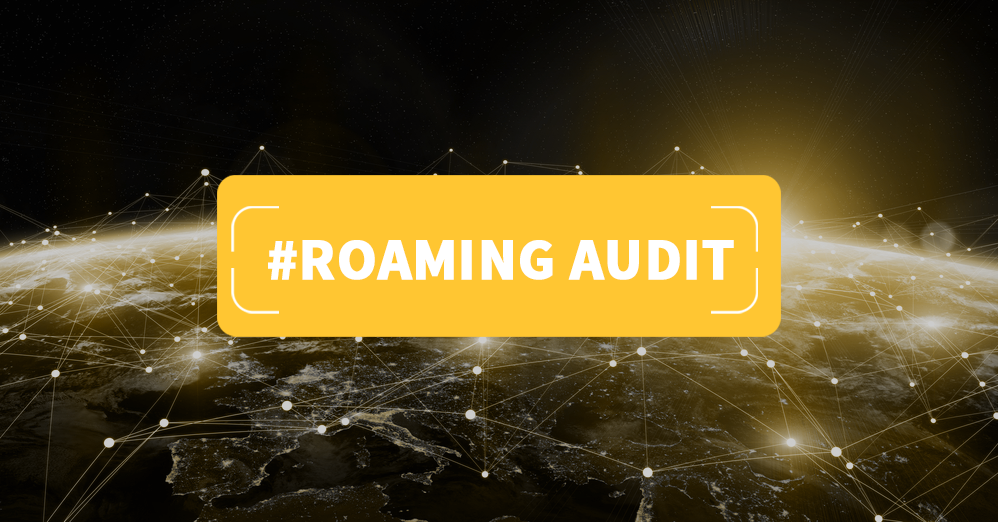 Roaming Audit Roamsmart