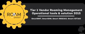 Tier 1 Vendor Roaming Management Operational tools & solution 2015