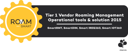 Tier 1 Vendor Roaming Management Operational tools & solution 2015